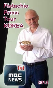 Press Tour to Korea and China Motivational Speaker on The Pistachio Principle